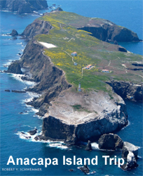 Our Anacapa Excusion