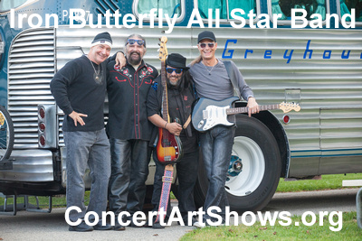 Iron Butterfly All Star Band